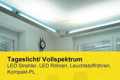 Tageslicht/ Vollspektrum