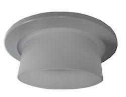 Halbeinbauleuchte LED Fleischlicht