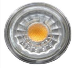 LED-Spot - Warmlicht für Backwaren GU10 (5W, 220-250V)