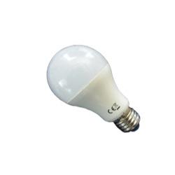 LED Leuchtmittel E27 (Glühlampenform, 9W, 230V)