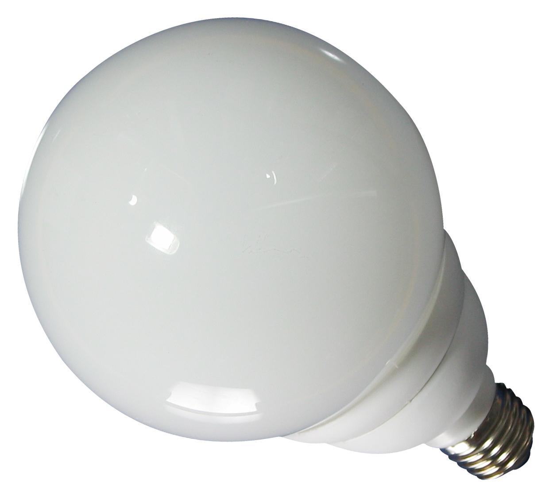 Energiesparlampe Globe-Optik Vollspektrum E 27 ( 20 Watt, 230 Volt) RA 94