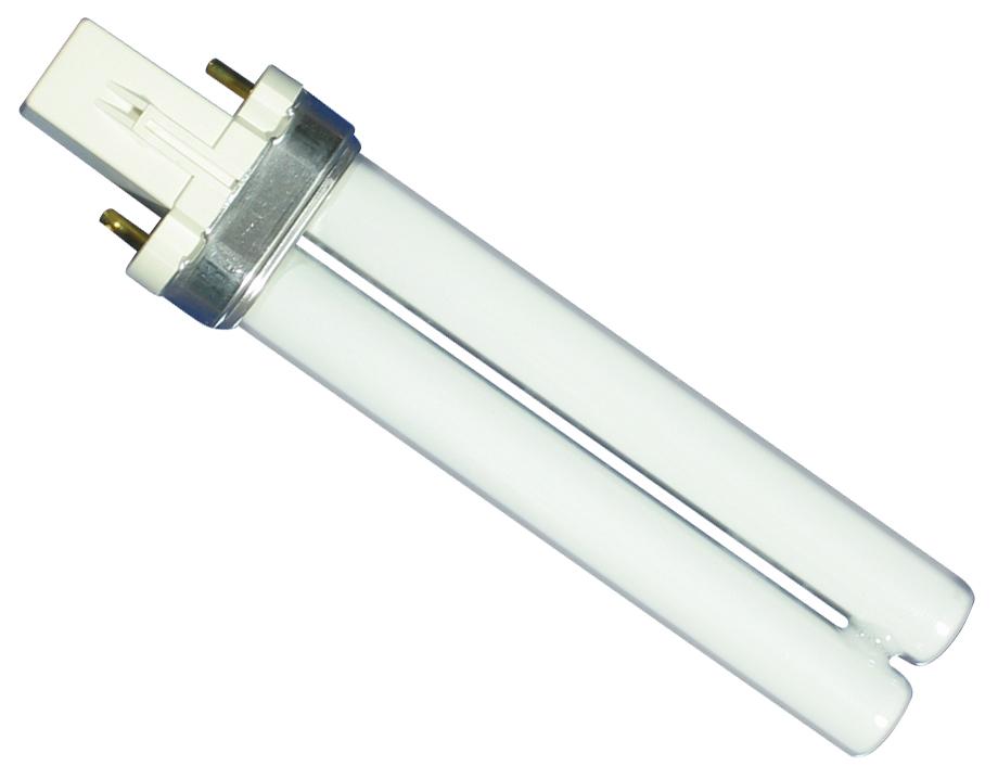 Kompakt-Leuchtstofflampe-Tageslicht- Vollspektrum (7 Watt)