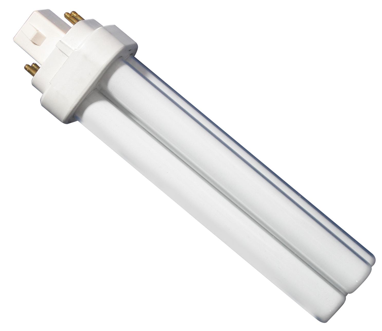 Kompakt-Leuchtstofflampe-Tageslicht- Vollspektrum (26Watt)