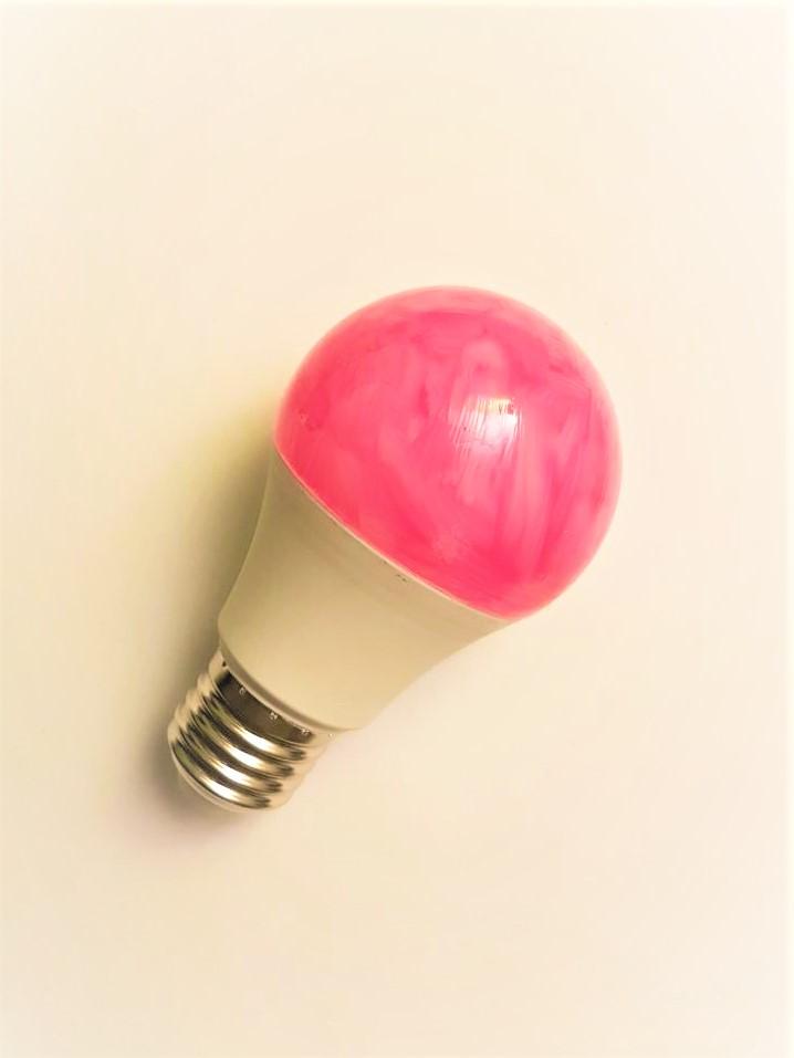 LED Leuchtmittel E27, 9 Watt